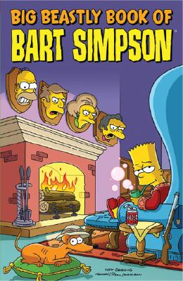 Big Beastly Book of Bart Simpson By Groening, Matt