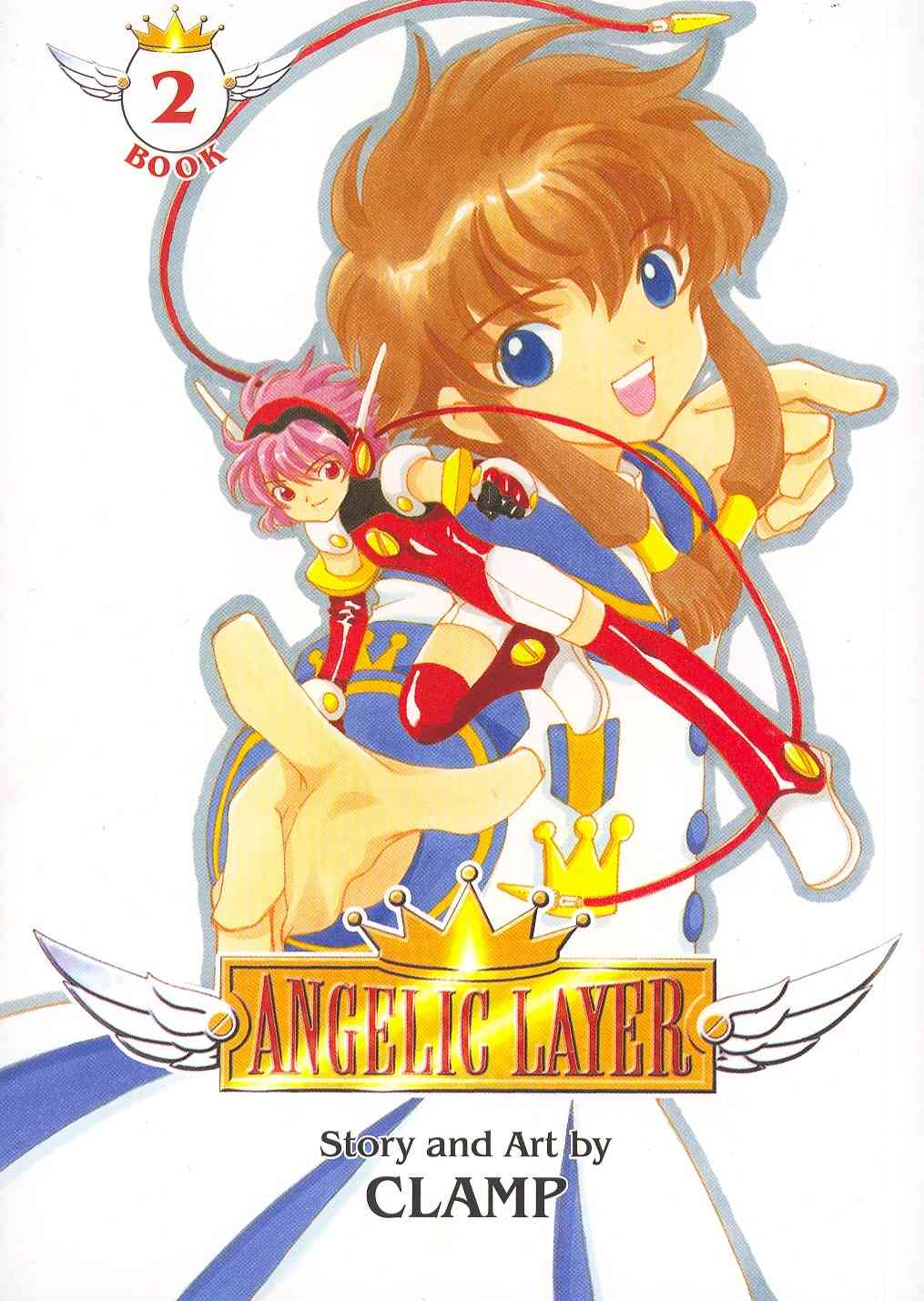 Angelic Layer Omnibus 2 By Clamp (COR)/ Horn, Carl Gustav (EDT)
